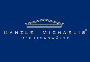 Kanzlei Michaelis logo II 26x18 umgekehrt