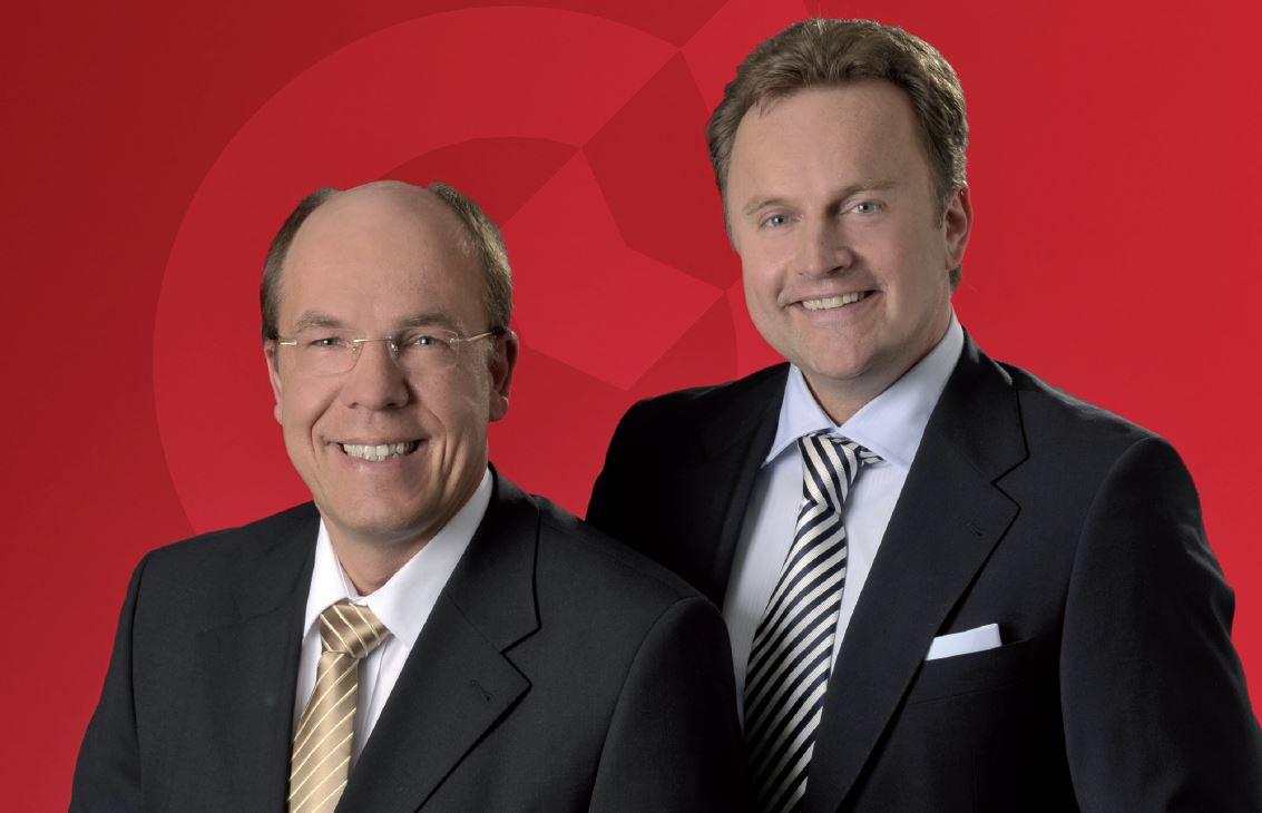 Thomas Suchoweew und Oliver Petersen