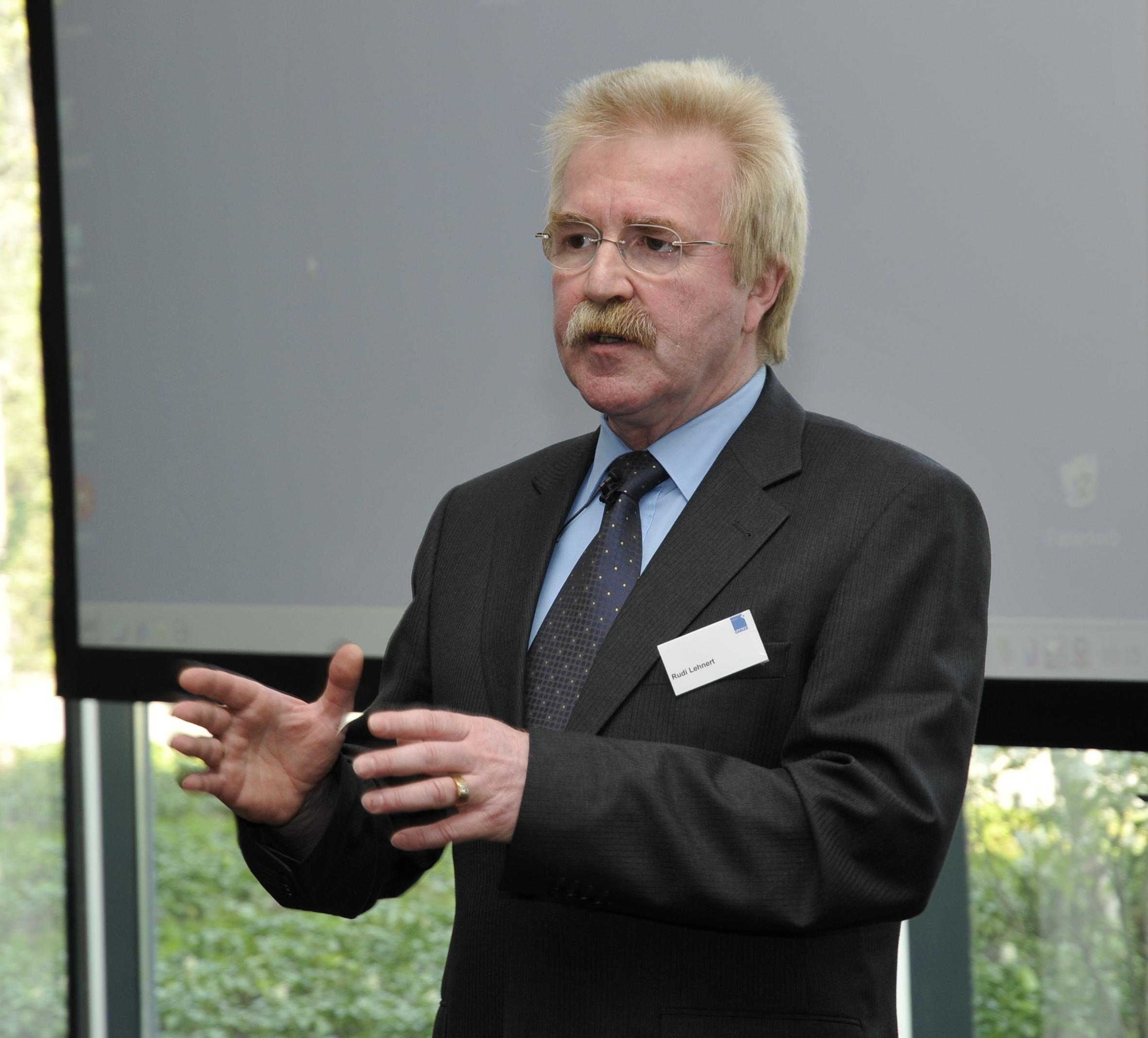 Rudi Lehnert
