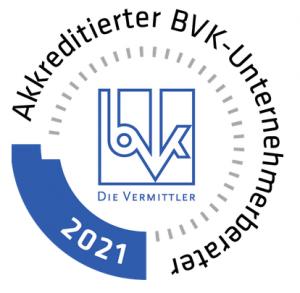 Thomas Suchoweew Akkreditierter BVK Unternehmensberater 2021